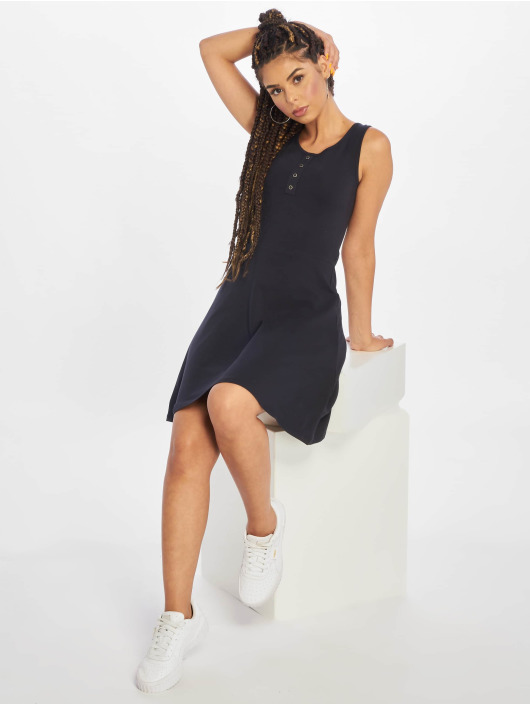 Only Dress onlNiella Button blue