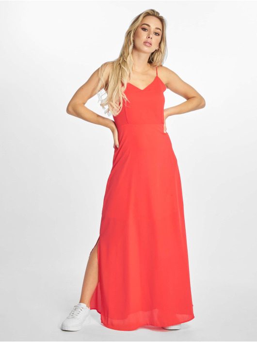Only Dress onlCana Strap Open Back red