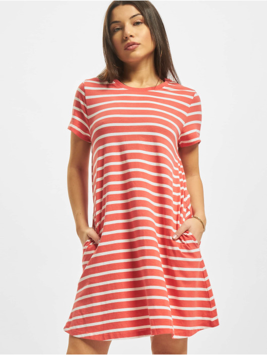 Only Dress onlMay Life Shortsleeve red