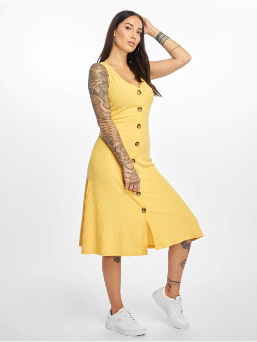 Only Dress onlNella yellow