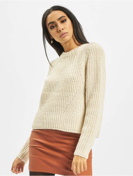 Only Gensre onlFiona Knit beige