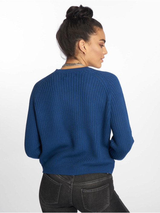 Only Gensre onlMaga Lace Knit blå