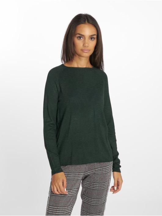 Only Gensre onlMila Lacy Knit grøn