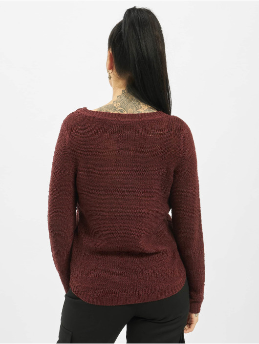 Only Gensre onlGeena XO Knit NOOS red