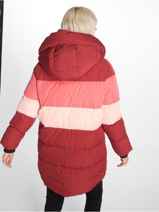 Only Gewatteerde jassen onlMari Blocked rood