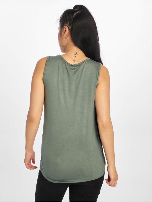 Only Hihattomat paidat onlVic Venice Lace vihreä