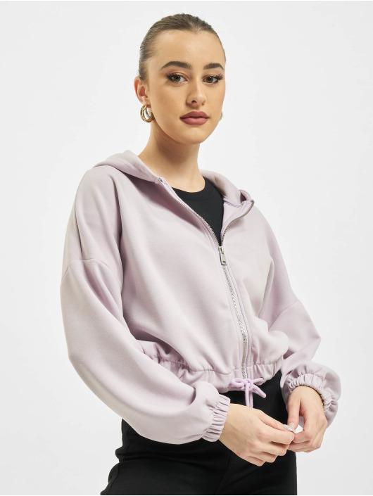 Only Hoodie onlScarlett purple