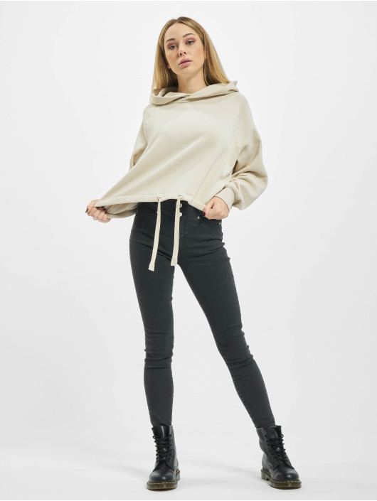 Only Hoody onlNilla Life Boxy beige