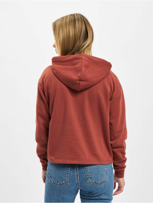 Only Hoody Onlcomfy rot