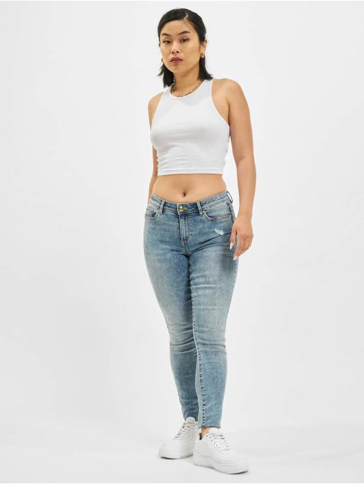 Only Jean skinny onlWauw Life Mid Skinny bleu