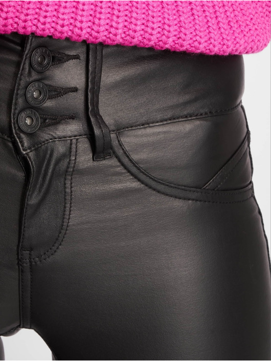 Only Jean skinny onlAnna Mid Sk Ankle Coated noir