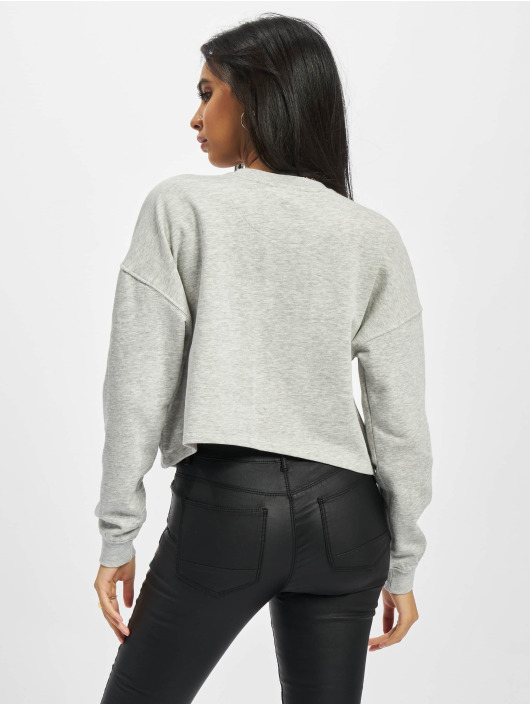 Only Jersey Onlbless Cropped gris
