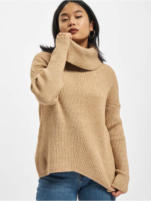 Only Jersey Katia marrón