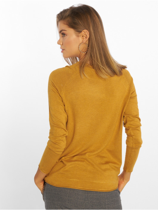 Only Jumper onlMila Lacy Knit brown