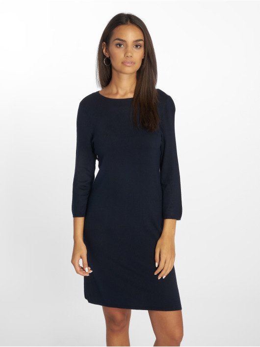 only jurk donkerblauw