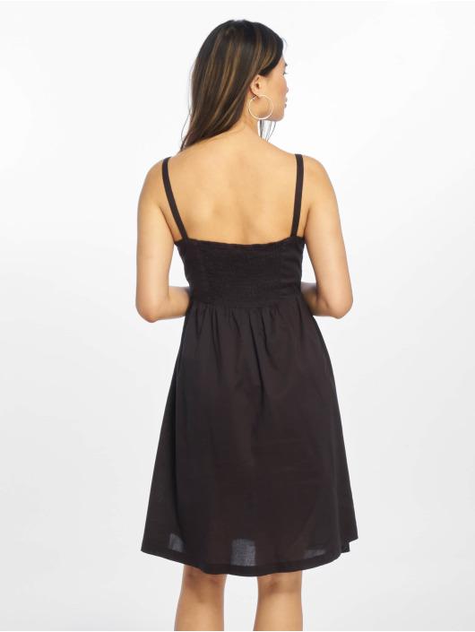 Only jurk onlfFrida Life Strap Below Knee zwart