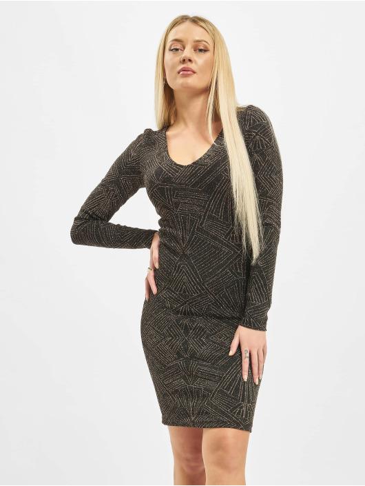 Only jurk onlShine Bodycon zwart