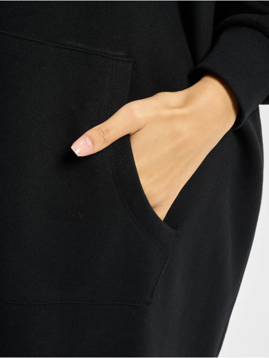 Only jurk Onlchelsea Oversize zwart