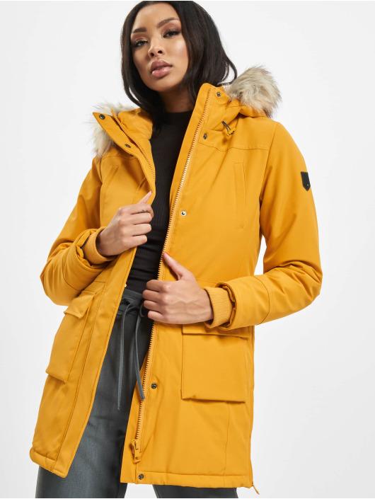 Only Kabáty onlNew Sally žltá