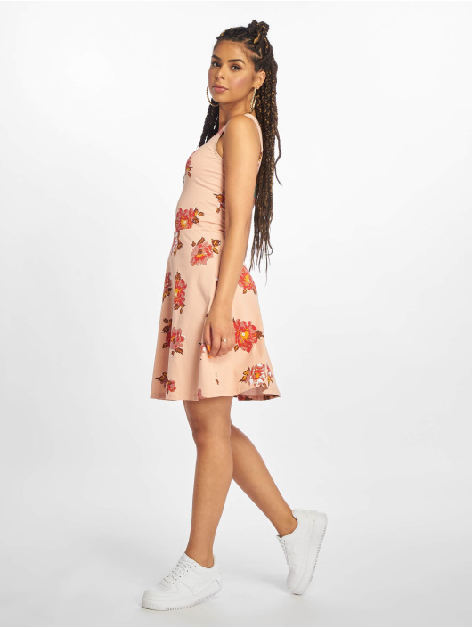 Only Kjoler onlNiella Button rosa