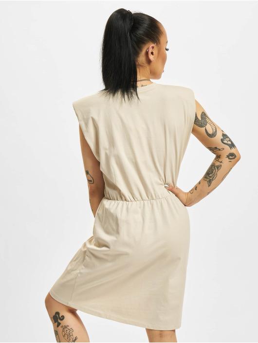 Only Kleid Jen Life Shoulder beige