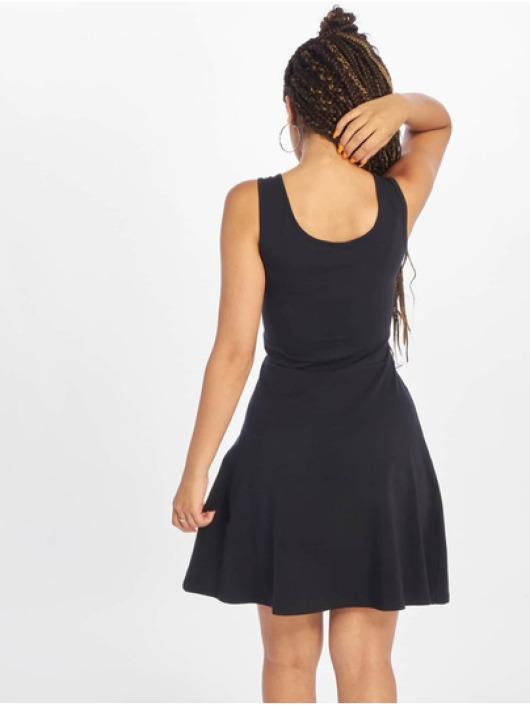 Only Kleid onlNiella Button blau