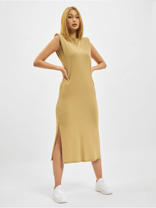 Only Kleid onlSilla Life braun