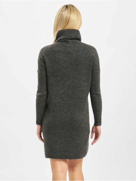 Only Kleid onlJana Wool Knit grau
