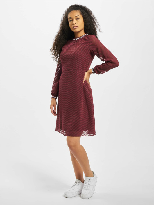 Only Kleid onlLina Lace rot