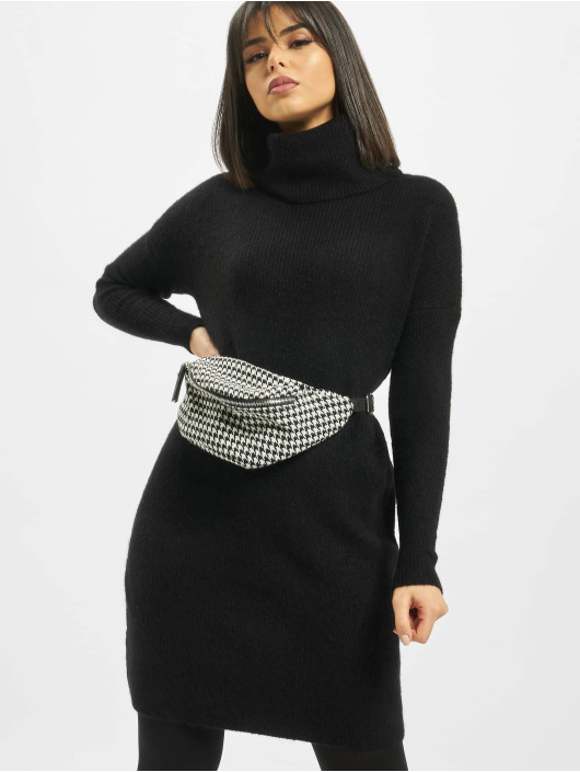 Only Kleid onlJana Wool Knit schwarz