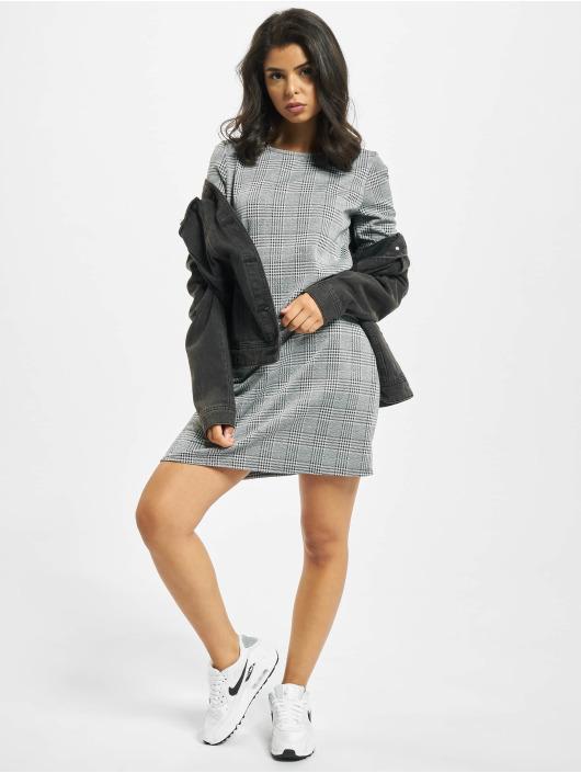 Only Kleid onlBrilliant 3/4 Check Noos schwarz