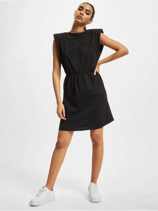 Only Kleid Jen Life Shoulder schwarz