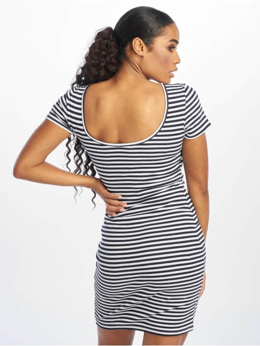 Only Kleid onlBella Deep Back weiß