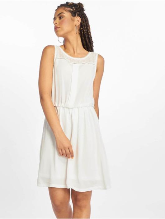 Only Kleid onlCherry Sl weiß