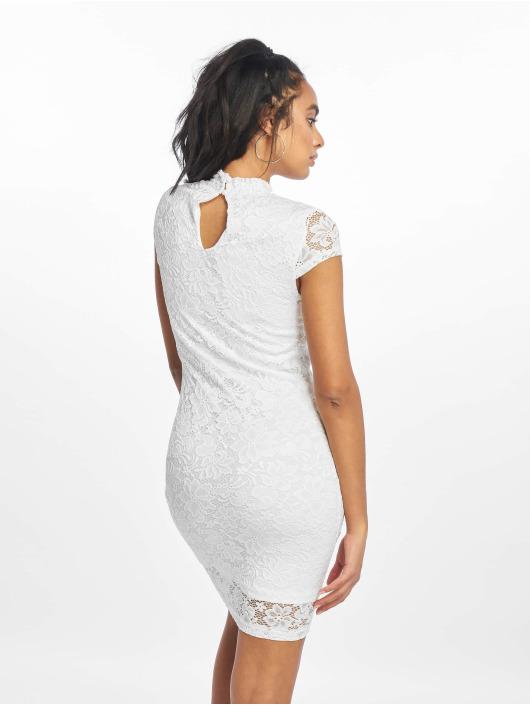Only Kleid onlAlba Bodycon weiß