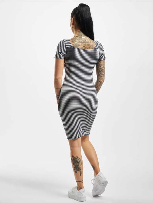 Only Kleid onlFiona Life Jersey weiß