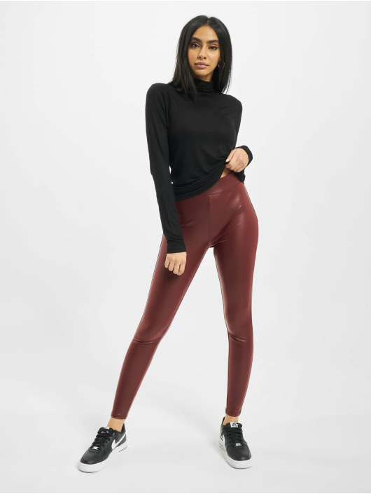 Only Legging onlCool Coated Noos rouge