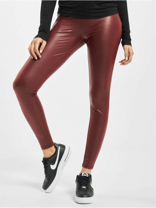 Only Legging/Tregging onlCool Coated Noos red