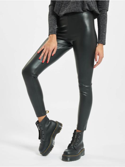 Only Leggings/Treggings onlSuper-Star PU black