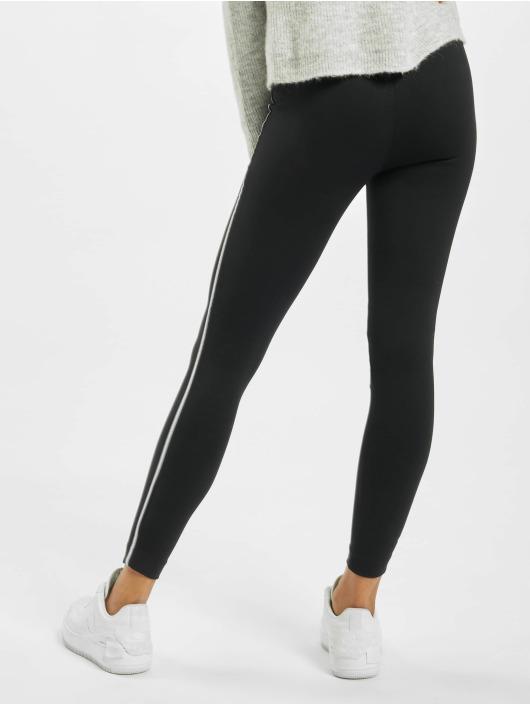 Only Leginy/Tregginy onlTia Mid Waist Ankle Panel čern