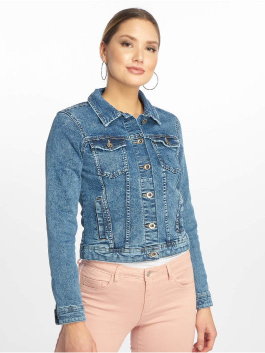 Only Lightweight Jacket onlTia Noos blue
