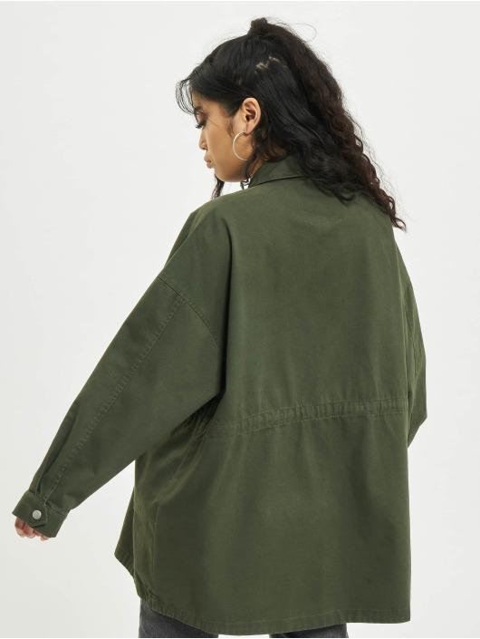 Only Lightweight Jacket onlElecta Oversize Cargo green