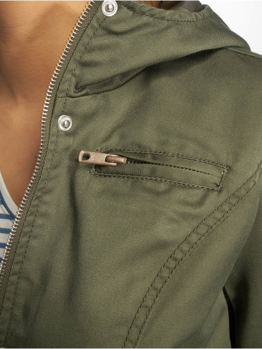 Only Lightweight Jacket onlNew Lorca Spring Canvas olive