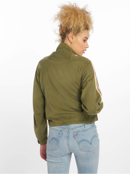 Only Lightweight Jacket onlAvy olive