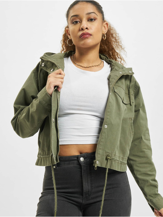 Only Lightweight Jacket onlAlly Life olive