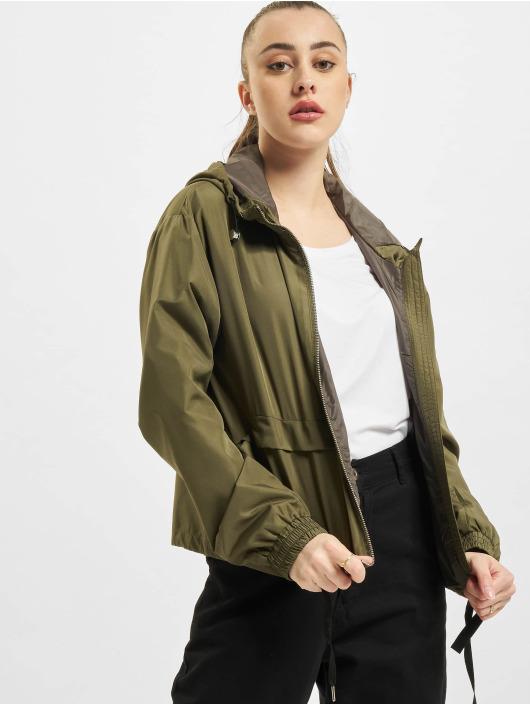 Only Lightweight Jacket onlMalou olive