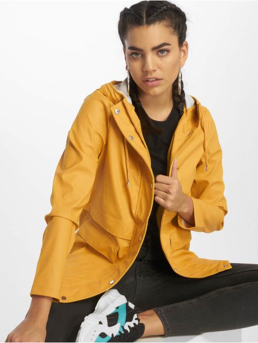Only Lightweight Jacket onlTrain NOOS yellow