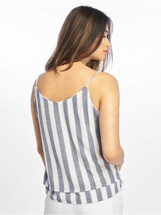 Only Linne onlSensa Stripe Singlet indigo