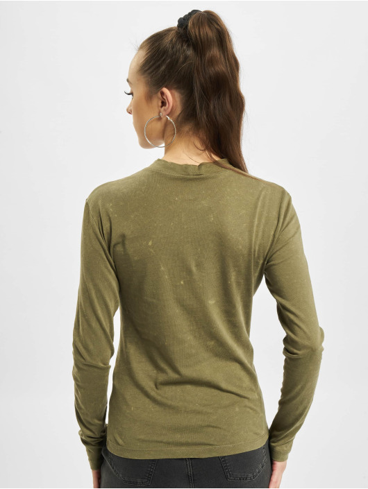 Only Longsleeve onlLucilla Life olive