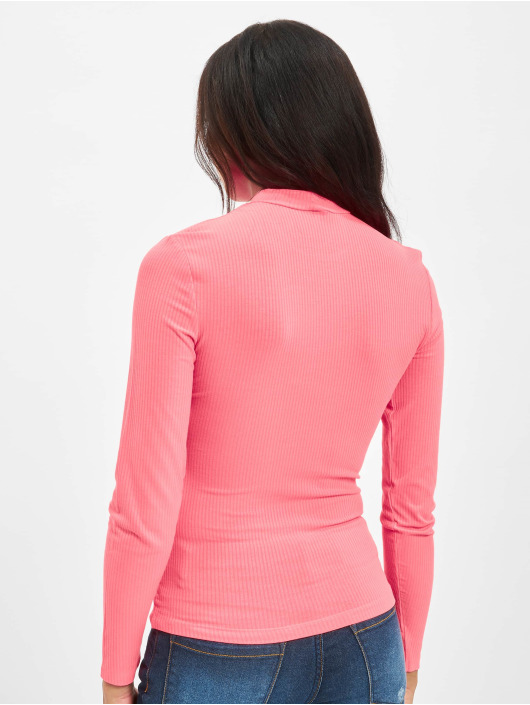 Only Longsleeve onlNeon pink